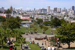 dog park in san francisco